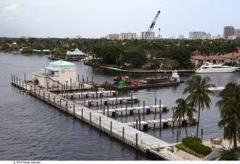 Image for article Phase one of Hyatt Pier 66 renovation complete