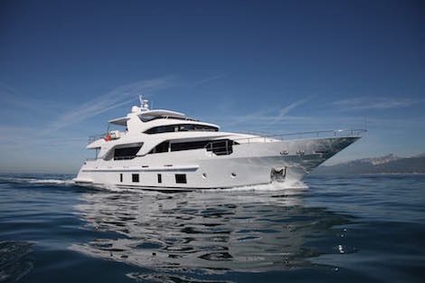 Image for article Benetti sends out bullish message at FLIBS