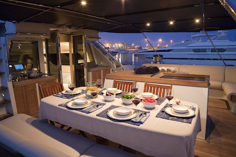 Image for article World Yacht Group lists 40m S/Y Philanderer