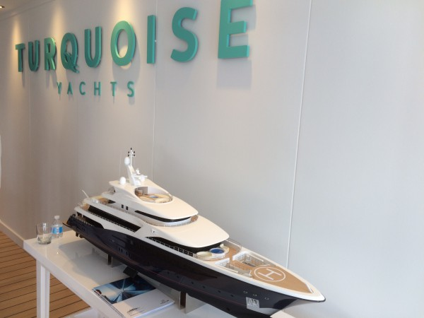 Image for article Turquoise Yachts is a picture of health