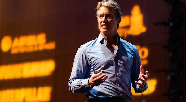 Image for Explorer, entrepreneur and philanthropist Justin Packshaw closes GSF with an inspirational keynote session