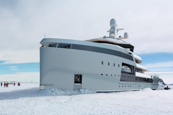 Image for article The Great Superyacht Adventure