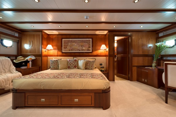 Image for article Begum Yachting lists 40.1m M/S Don Chris for sale