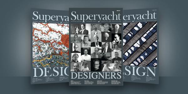 Image for article Superyacht DESIGNERS 2016 arrives