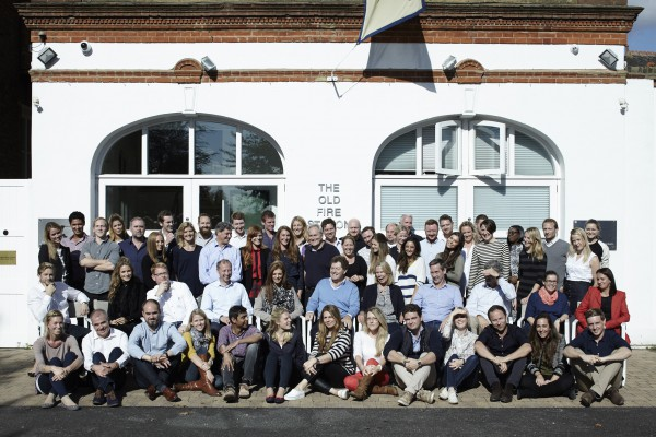 Image for article AWD rebrands as studio hits 30