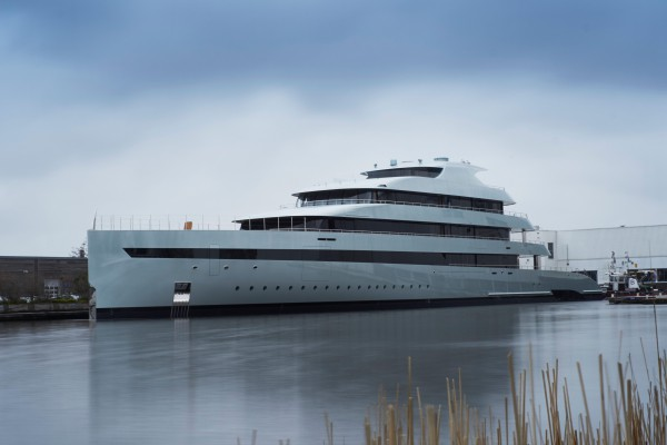 Image for article 'Fantastic Feadship year'