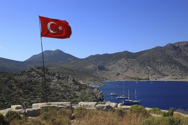 Image for article Superyachts turn away from Turkey