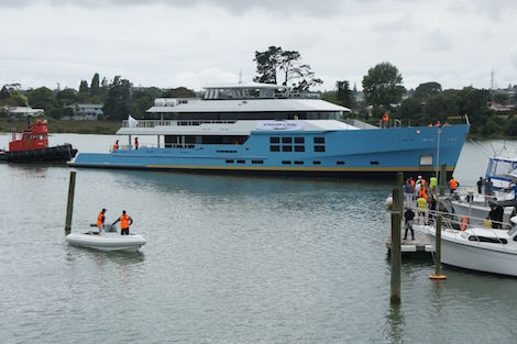 Image for article McMullen & Wing launches 50m luxury expedition yacht