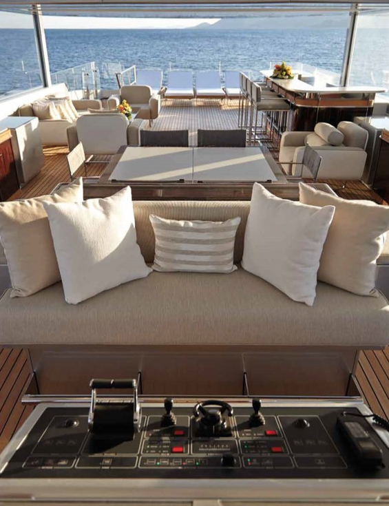 Image for article Feadship's 2014 build Lady May listed for sale