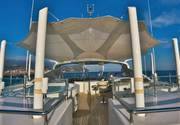 Image for article Change of CA for Timmerman Yachts' 44.7m Beluga