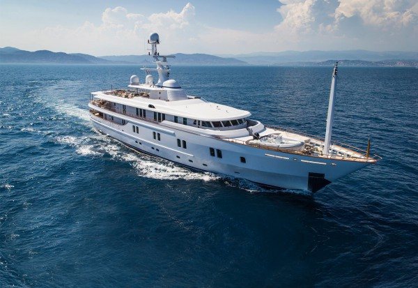 Image for article Edmiston announces fleet for Palma & the sale of 63.1m New Sunrise