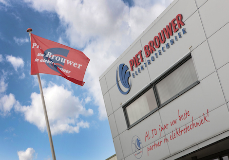 Image for article Piet Brouwer Electrotechnology aquires electrical engineering company Elektrotechniek Harlingen