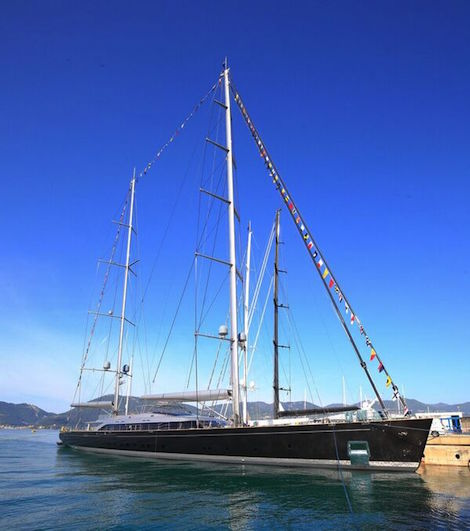 Image for article Perini Navi introduces 70m 'Sybaris'