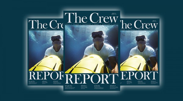 Image for article Latest issue on its way to crew