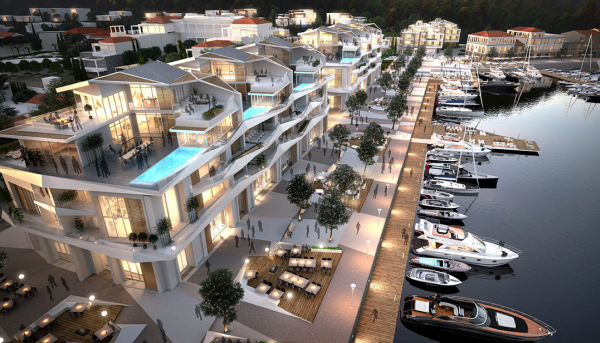 Image for article Portonovi enters second phase of construction