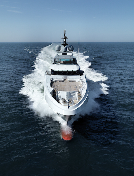 Image for article Heesen delivers its largest yacht to date