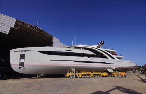 Image for article Mayra 50m out of the shed