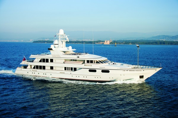 Image for article Feadship's 60.1m Meduse sold by Fraser Yachts