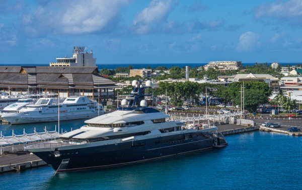 Image for article Seal Superyachts expands in the southern Pacific
