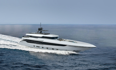 Image for article Overmarine group announces sale of second Mangusta Oceano 42
