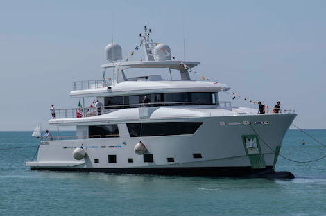 Image for article Cantiere delle Marche launches 33m 'Narvalo'