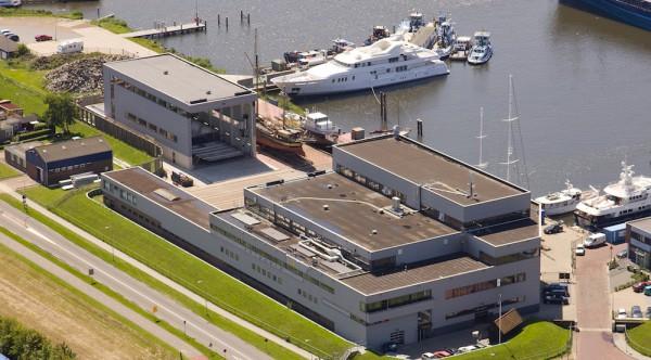 Image for article Balk Shipyard acquires Jachtwerf Bloemsma