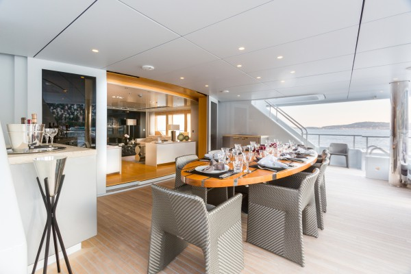 Image for article 67.5m 'Icon' listed for sale with Camper & Nicholsons