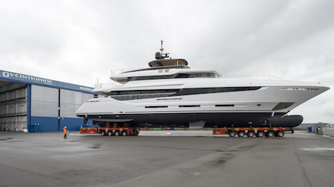 Image for article First Mangusta Oceano 42 launched