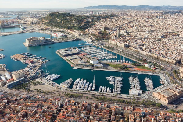 Image for article Barcelona's OneOcean to host 2017 MYBA Charter Show