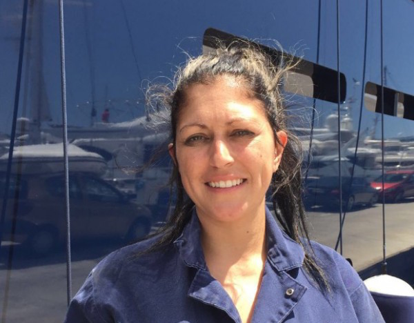 Image for article Your stories: Annie, engineer, 96m motoryacht