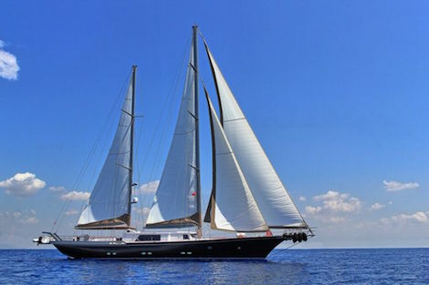 Image for article Vos Marine launches 40m sailing yacht