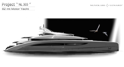 Image for article CRN announces the sale of a new 62m yacht
