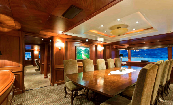 Image for article Substantial price reduction on 52.8m M/Y Passion