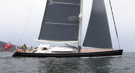 Image for article Perini Navi delivers 60th yacht
