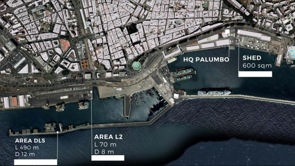Image for article Palumbo acquires new shipyard