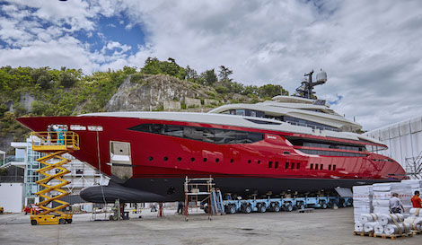 Image for article Mondomarine launches the M50 'Ipanema'