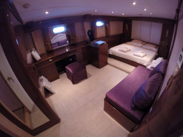 Image for article 44m converted Lurssen listed for sale