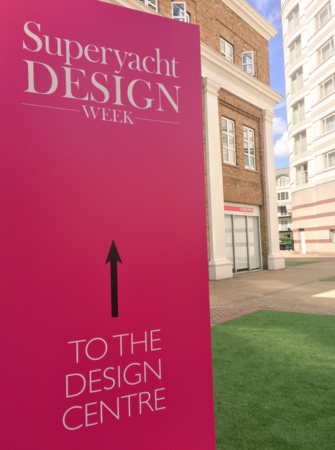 Image for article SuperyachtDESIGN Week 2016: Day 1