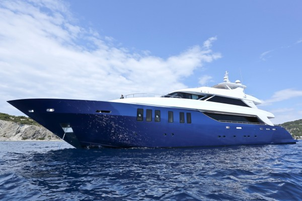 Image for article IYC announces the in-house sale of 45m Ouranos