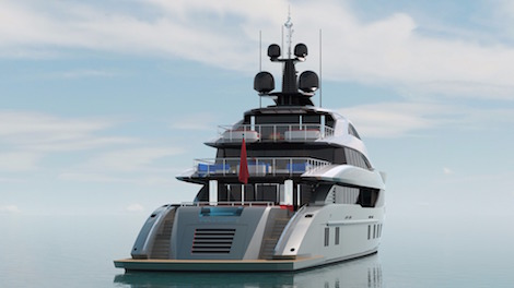 Image for article Bilgin Yachts releases information on 80m superyacht