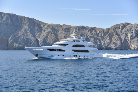 Image for article Gulf Craft delivers latest Majesty 135