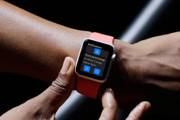 Image for article VBH launches Apple Watch interface
