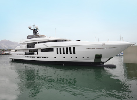 Image for article Another Admiral superyacht sold