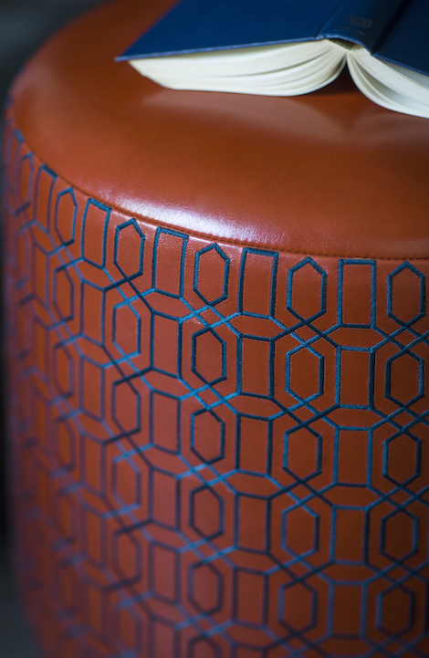 Image for article New techniques at Whistler leather