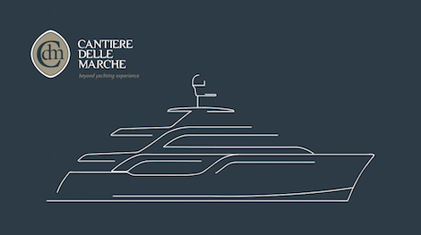 Image for article Cantiere delle Marche announces sale of 32m superyacht