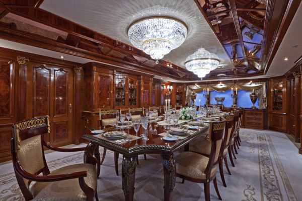 Image for article $10 million price reduction on Lürssen's 70m Martha Ann