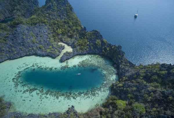 Image for article My Myanmar: aboard S/Y Dunia Baru