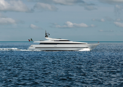 Image for article Cantieri di Pisa announces sale of 42m superyacht