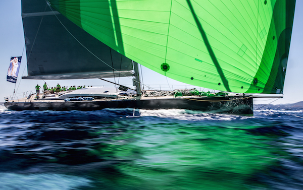 Image for article On board 'WinWin' with owner and designer