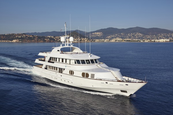 Image for article Change of CA for 48m 'Kanaloa'